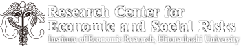 Research Center for Economic and Social Risks
